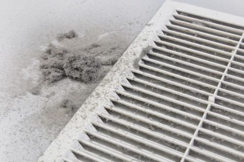 Air Duct Cleaning in Bixby